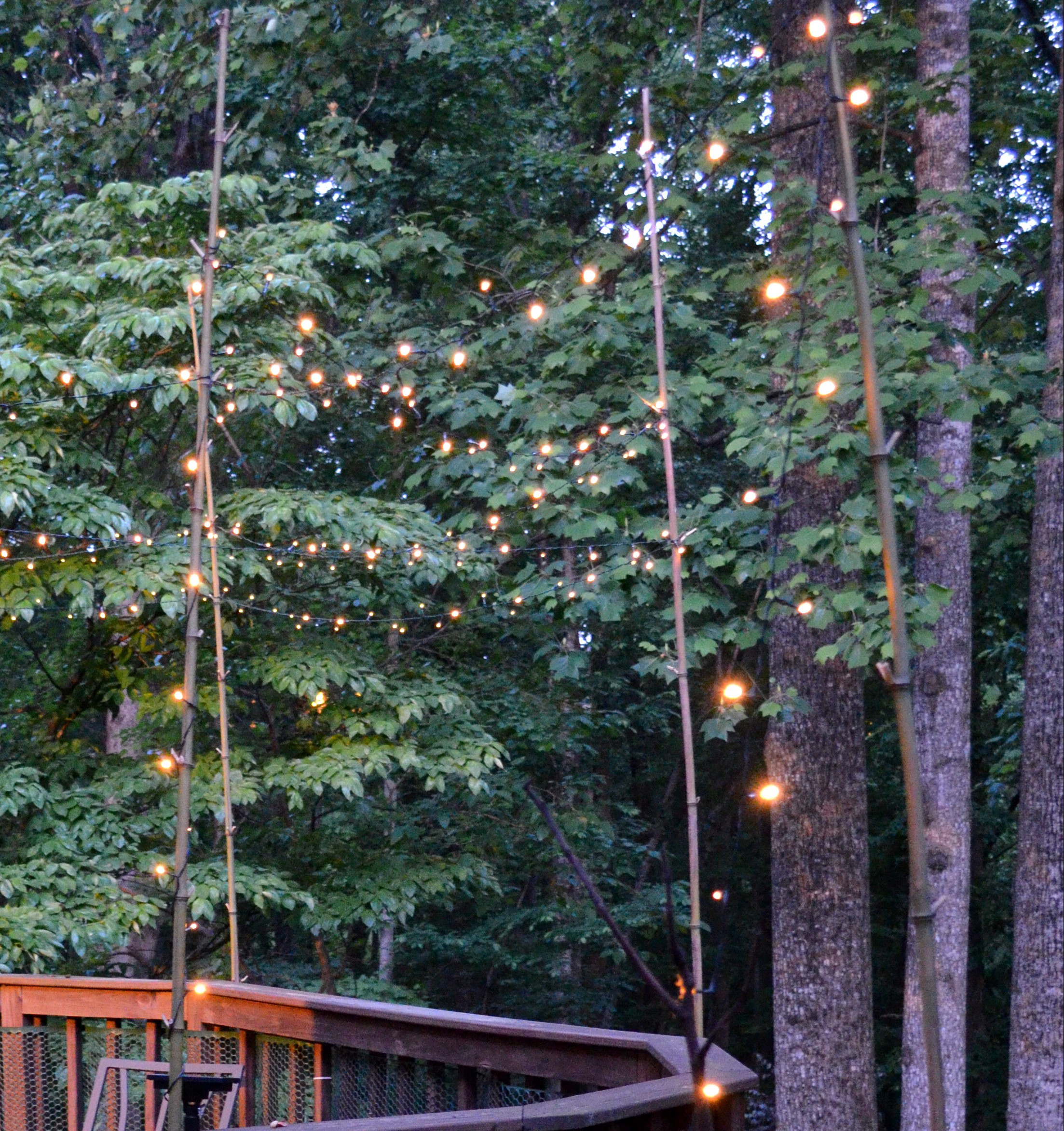 outlet store 391ab b8d17 Bamboo Deck String Lights | The Housing Lab